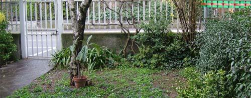 Casi di studio lavorazione giardini la quercia brescia for Architettura verde