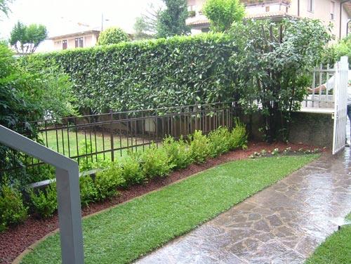 Giardini realizzati brescia for Architettura verde